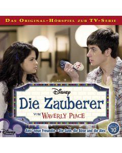 Die Zauberer vom Waverly Place: Alex' neue Freundin / .. (Folge 10)
