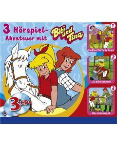Bibi und Tina 3er Box