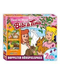 Bibi & Tina: 2er Box Tiere im Wald