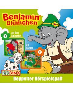 Benjamin Blümchen: 2er MP3-Box Natur