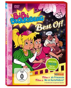 Bibi Blocksberg Bibi Blocksberg - Best Of!