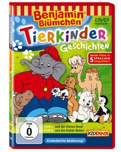 Benjamin Blümchen Benjamin Blümchen - Tierkkinder-Geschichten und der kleine Hund / und die Eisbär-Babys