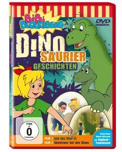 Bibi Blocksberg Bibi Blocksberg - Dinosaurier-Geschichten Bibi und das Dino-Ei / Abenteuer bei den Dinos