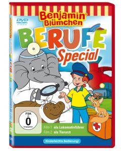 Benjamin Blümchen: Berufe-Special