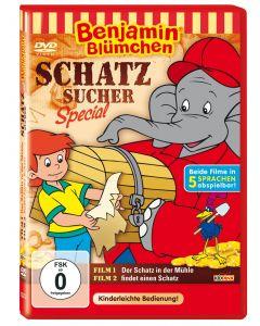 Benjamin Blümchen: Schatzsucher - Spezial