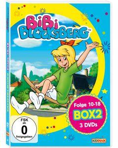 Bibi Blocksberg: 3er DVD-Box 2 (Folge 10-18)