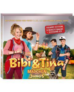 Bibi & Tina: Mädchen gegen Jungs Kinofilm 3 Soundtrack Deluxe