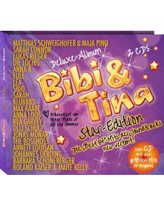 "Bibi & Tina: Star-Edition – Die ""Best-Of""-Hits der Soundtracks neu vertont! (Deluxe-Album)"