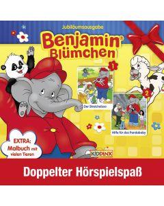 Benjamin Blümchen: 2er MP3-Box Jubiläum