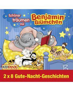 Benjamin Blümchen: 2er MP3-Box Schöner träumen