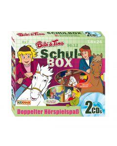 Bibi & Tina: 2er Box Schulbox