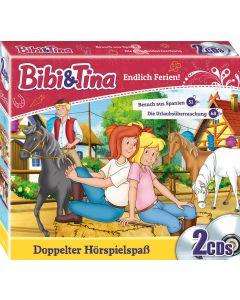 Bibi & Tina: 2er Box Endlich Ferien!