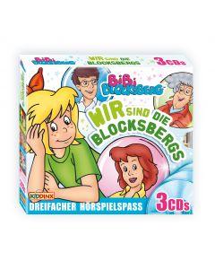Bibi Blocksberg: 3er Box Wir sind die Blocksbergs