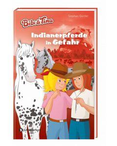 Bibi & Tina: Indianerpferde in Gefahr
