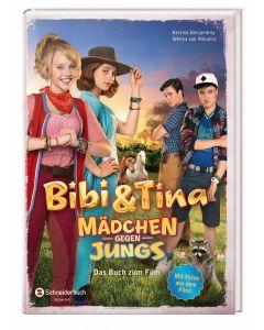 Bibi & Tina: Mädchen gegen Jungs - Das Buch zum Film