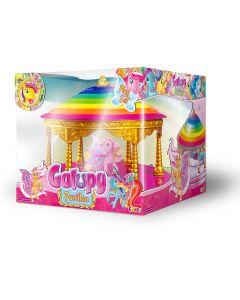 Galupy: Galupy Pavillon mit Sammelpferd