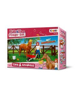 Bibi & Tina: Pflege-Set Tina & Amadeus