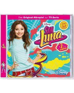 Soy Luna: Hörspiel zur Serie Staffel 2 (Folge 1 – 2)