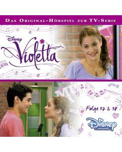 Violetta: Hörspiel zur Serie Folge 17 & 18 (Folge 17 – 18)