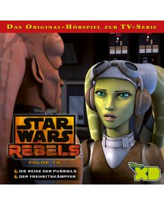 Star Wars Rebels: Star Wars Rebels (Folge 14)