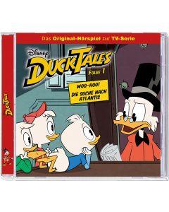 DuckTales: Woo-Hoo! / .. (Folge 01)