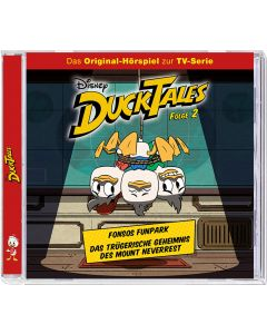 DuckTales: Fonsos Funpark / .. (Folge 02)