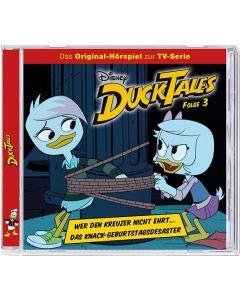 DuckTales: Wer den Kreuzer nicht ehrt / ... (Folge 03)