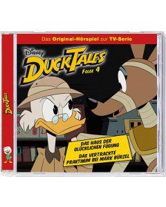 DuckTales: Das Haus der Glücklichen Fügung / ... (Folge 04)