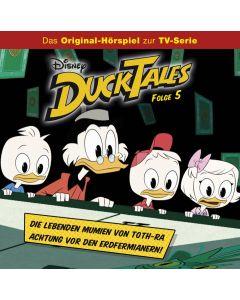 DuckTales: Die lebenden Mumien von Toth-Ra / ... (Folge 05)