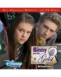 Binny und der Geist: Bei Crash Cash (Folge 6)