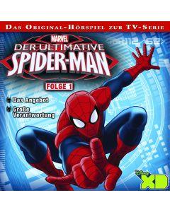 Spider-Man: Der ultimative Spiderman - Das Angebot / .. (Folge 1)
