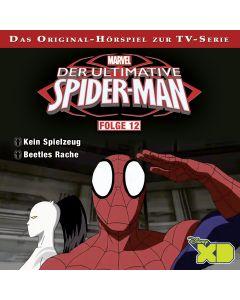Spider-Man: Der ultimative Spiderman - Kein Spielzeug / .. (Folge 12)