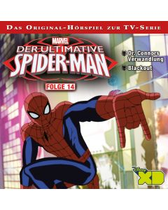Spider-Man: Der ultimative Spiderman - Dr. Connors Verwandlung / .. (Folge 14)