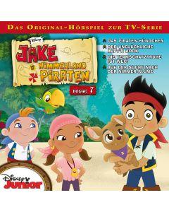 Jake und die Nimmerland-Piraten: Das Piraten-Hündchen / .. (Folge 7)