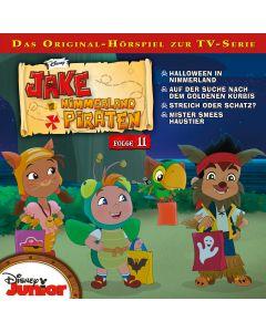 Jake und die Nimmerland-Piraten: Halloween in Nimmerland / .. (Folge 11)