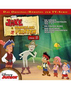 Jake und die Nimmerland-Piraten: Die Königin der Meerjungfrauen Teil 1 & 2 (Folge 13)