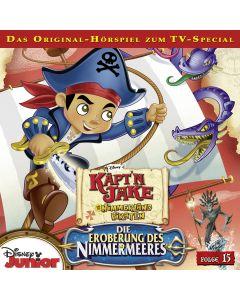 Jake und die Nimmerland-Piraten: Die Eroberung des Nimmermeeres (Folge 15)