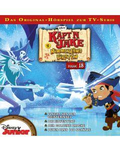 Jake und die Nimmerland-Piraten: Flucht von der Geisterinsel / .. (Folge 18)