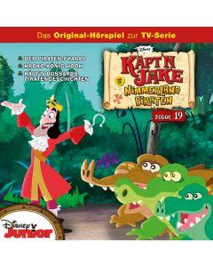 Jake und die Nimmerland-Piraten: Der Piraten-Pharao / .. (Folge 19)