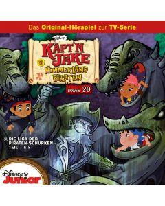 Jake und die Nimmerland-Piraten: Die Liga der Piraten-Schurken – Teil 1 & 2 (Folge 20)