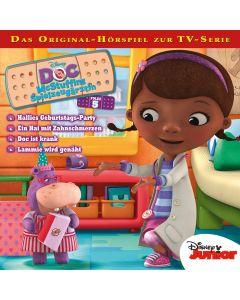 Doc McStuffins: Hallies Geburtstags-Party / .. (Folge 5)