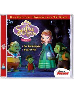 Sofia die Erste: Der Lampengeist / .. (Folge 12)