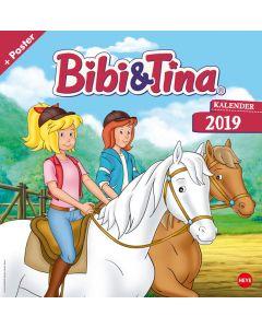 Bibi & Tina: Kalender 2019