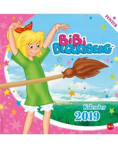 Bibi Blocksberg: Kalender 2019