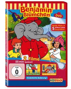 Benjamin Blümchen und die blauen Elefanten / Der kleine Flaschengeist