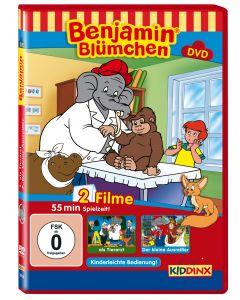 Benjamin Blümchen als Tierarzt / Der kleine Ausreißer