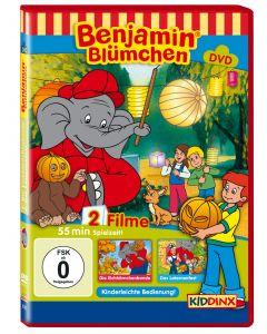 Benjamin Blümchen Die Eichhörnchenbande / Das Laternenfest