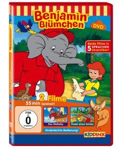 Benjamin Blümchen Das Walbaby / findet einen Schatz