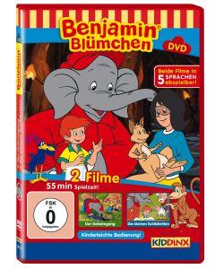 Benjamin Blümchen Der Geheimgang / Die kleinen Schildkröten