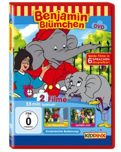 Benjamin Blümchen als Babysitter / verliebt sich